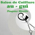 Logo du salon de coiffure Au Gui Coiffure au centre de Lunel Viel