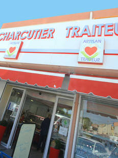 Le Grau Gourmand Grau du roi Boucher Traiteur au centre commercial Le Port Royal (® networld-Fabrice Chort)