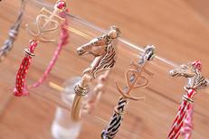 Bijoux camarguais Aficion Clip dans l'atelier Au 429 idées à Codognan  (® SAAM-fabrice Chort)