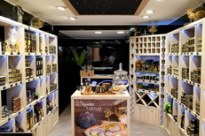 Boutique Signorini Tartufi Nîmes est une boutique dédiée à la truffe
