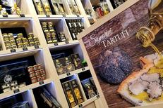 Signorini Tartufi Nîmes est une boutique dédiée à la truffe en centre-ville