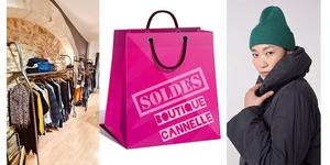 Boutique Cannelle Nîmes annonce ses soldes d'hiver