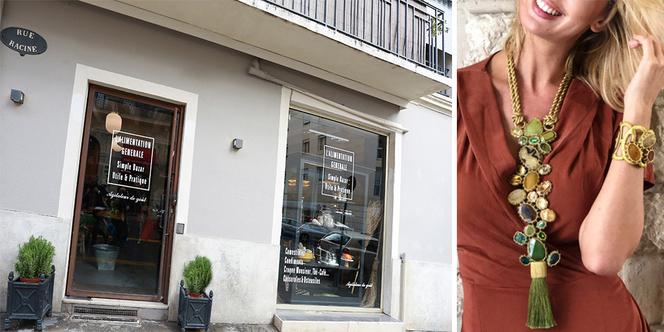 La galerie Jean-Louis Fages à Nîmes vend les bijoux Boks&Baum