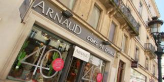 Arnaud Cuirs et Peaux Nîmes est spécialiste du Cuir, des peaux et des fourrures en centre-ville (® networld-fabrice Chort)