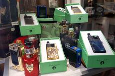 Aromanîmes vend des cigarettes électroniques en centre-ville de Nîmes