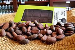 Cacaoterie Marius Nîmes | Tablettes de chocolats de pays