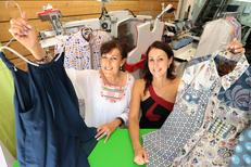 Clean Up Nîmes Pressing à la Ville active nettoie, repasse et retouche vos vêtements et linge de maison (® SAAM-fabrice Chort)