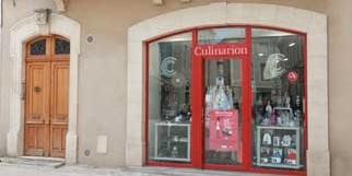 Culinarion Nîmes boutique spécialiste de l'art de la table et de matériel de Cuisine pour les professionnels et les particuliers en centre-ville (® networld-fabrice chort)