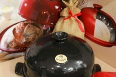 Culinarion Nîmes vend des plats de cuisson de grandes marques françaises comme Emile Henry en centre-ville (® networld-fabrice chort)