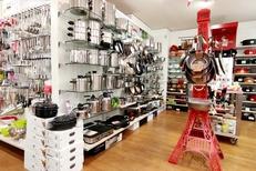 Culinarion Nîmes est une boutique spécialiste de l'art de la table et de matériel de Cuisine pour les professionnels et les particuliers en centre-ville (® networld-fabrice chort)