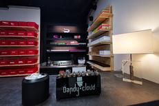 Dandy Cloud Nîmes vend des cigarettes électroniques, des e-liquides et du matériel pour vapoter en centre-ville (® dandy cloud)