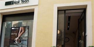Depil Tech Nîmes spécialiste de l'Epilation définitive et de soins de la peau high-tech au centre-ville de Nîmes.(® Depil Tech)