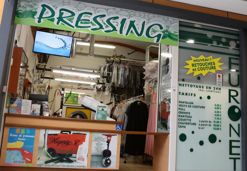 Euronet Pressing Nimes Nimes Shopping Fr