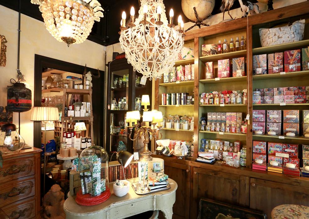 Objets galerie jean louis fages nîmes boutique de décoration pour la maison en centre ville