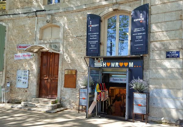 Lm mon show room n mes boutique n mes - Boutique orange nimes ...