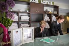 Vatel Wellness Nîmes Spa Bien être, beauté et fitness au sein du Vatel Hôtel et Spa **** Nîmes (® Vatel)