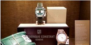 Bijouterie Thomas Nîmes vend les montres de luxe Frédérique Constant Genève