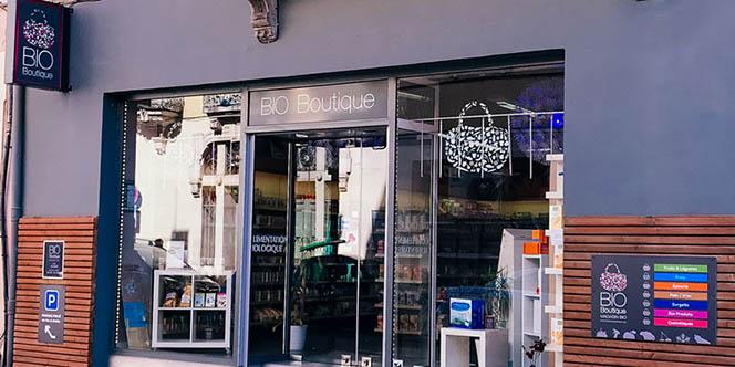 Bio Boutique Nîmes est le spécialiste des produits bio en centre-ville dans le quartier des Carmes.
