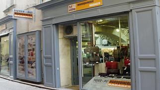 Bouticuir spécialiste cuir et maroquinerie Meyer-Pic à Nîmes poursuit ses soldes et promotions.(® bouticuir)
