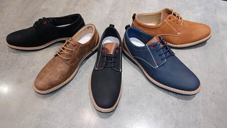 Boutique Zennia vend des chaussures et du prêt à porter pour femmes et hommes en centre-ville de Nîmes.