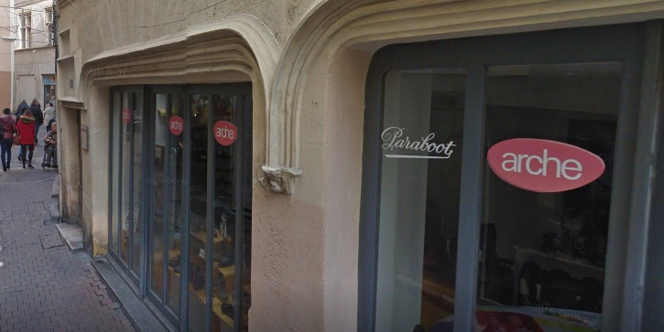Jackson and co n mes boutique de chaussures arche n mes shopping - Magasin chaussure nimes ...