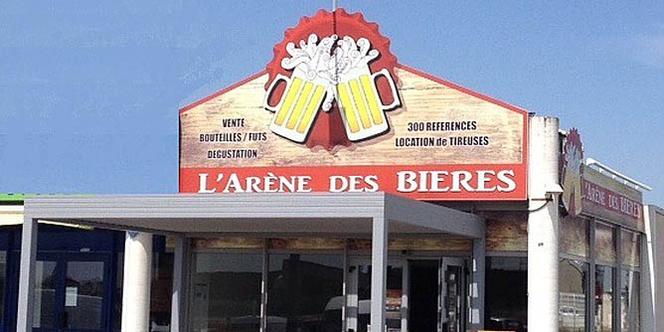 L'Arène des Bières Cave à bières près de Nîmes vous accueille à Marguerittes !
