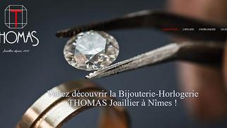 La reprise a sonné pour la bijouterie-horlogerie THOMAS !