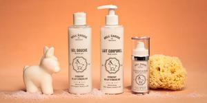 Les Secrets de Louise Nîmes vend des cosmétiques au lait d'ânesse bio(® les secrets de louise)