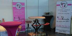 Loca Vaisselle Nîmes propose ses nouveaux articles de Fête pour magnifier vos évènements(® facebook loca vaisselle)