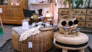Nérolia Nîmes Boutique Déco et cadeaux vous reçoit en centre-ville.