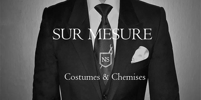 NS Concept Nîmes propose un concept unique pour confectionner vos costumes  sur mesure 67ac09e12c5