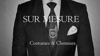 NS Concept Nîmes propose un concept unique pour confectionner vos costumes sur mesure, à découvrir en boutique en centre-ville.( ® facebook NS Concept)
