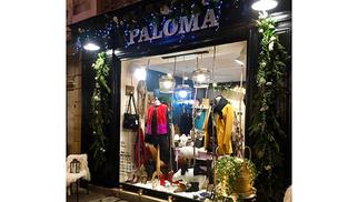 Paloma Nîmes Boutique de vêtements pour femmes en centre-ville fête ses 20 ans en 2019 !