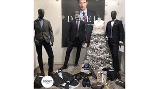 Rodet Nîmes Boutique de vêtements pour hommes vend des costumes, des costumes de mariage, des costumes sur mesure et autres tenues masculines en centre-ville sur Jean Jaurès.