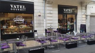 Vatel Gourmet à Nîmes propose une terrasse d'été à découvrir pour les beaux jours.(® vatel gourmet)
