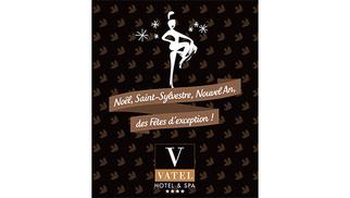 Vatel Nîmes propose sa brochure pour les Fêtes de fin d'année et ses idées-cadeaux.