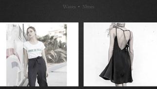 Waves Nîmes Boutique de vêtements Femme et Homme annonce une Promo cette semaine en centre-ville..(® Waves)