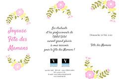 Hôtel Vatel Nîmes annoncent ses Menus Fêtes des Mères au restaurant gastronomique et à la Brasserie