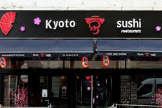 Kyoto Sushi Restaurant Nîmes est un restaurant japonais en centre-ville (® networld-fabrice chort)