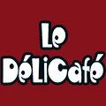 Le Délicafé Nîmes un salon de thé-restaurant au centre-ville sur la Place Bellecroix