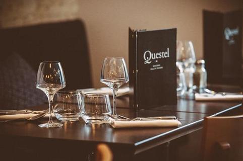 Le Questel Nîmes restaurant brasserie où le fait maison règne est à découvrir en centre-ville.(® le questel)