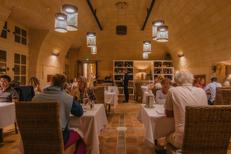 Restaurant Château de Pondres****  La Canopée est un restaurant gastronomique à Villevielle près de Sommières (® Château de Pondres)